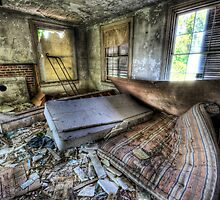 Mattress City by Joel Hall