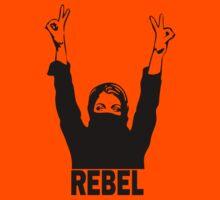 Rebel Girl Kids Clothes