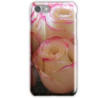 Bouquet of Pink and White Roses iPhone Case/Skin