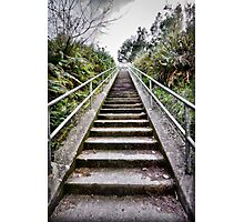 Stairway to Nowhere Photographic Print