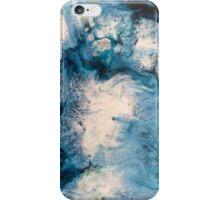 sd Blue Escape 77B iPhone Case/Skin