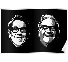 The Two Ronnies Poster