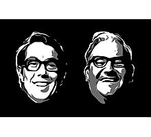 The Two Ronnies Photographic Print