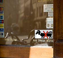 No sausage dogs permitted by Alexander Meysztowicz-Howen