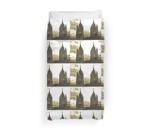 The Best View In Quito V Duvet Cover