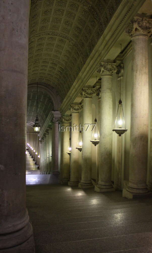 Papal Steps by lsmith77