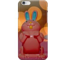 Wind up bunny iPhone Case/Skin