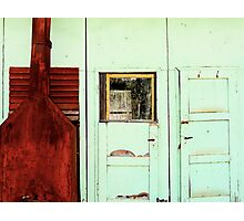Swaggie's Hut Photographic Print