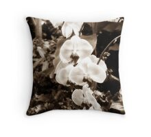 Diffused Flower 3 Throw Pillow