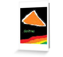 Doritros Offitial Lago Greeting Card