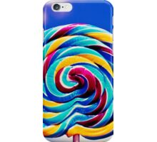Colourful lollipop iPhone Case/Skin
