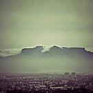 Table Mountain by Deborah V Townsend