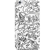 Urban Chaos iPhone Case/Skin