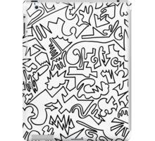 Urban Chaos iPad Case/Skin