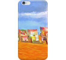 Caddy Ranch iPhone Case/Skin