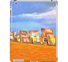 Caddy Ranch iPad Case/Skin