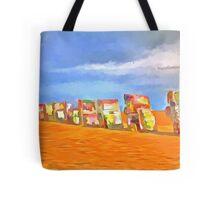 Caddy Ranch Tote Bag