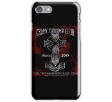 Celtic Cross - Hammer! iPhone Case/Skin