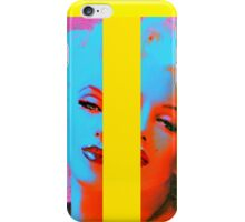 MM 130 SIS yellow iPhone Case/Skin