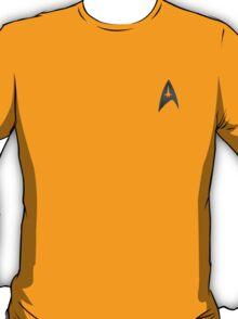 Star Trek Command Insignia T-Shirt