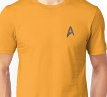Star Trek Command Insignia Unisex T-Shirt