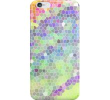 Color Blast 1 iPhone Case/Skin