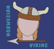 The Norwegian Viking by rosydesigns
