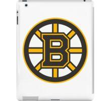 Boston Bruins Logo iPad Case/Skin