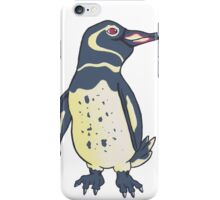 Galapagos Penguin iPhone Case/Skin