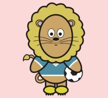 Victor in his football kit Kids Clothes