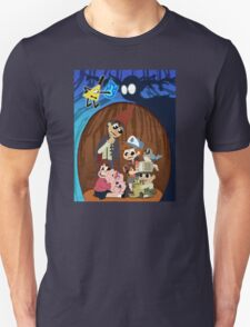 Over to Gravity Falls T-Shirt