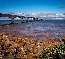 Confederation Bridge by mlphoto