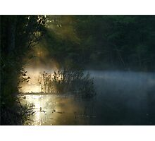 DAWN AT CLARKS CREEK Photographic Print