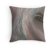 Equine Throw Pillow