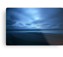 North Narrabeen Pool - High tide Metal Print