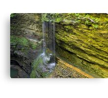 Rainbow Waterfalls Canvas Print