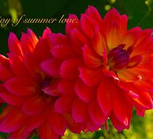 THE JOY OF SUMMER LOVE by Thomas Barker-Detwiler
