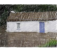 Donegal Cottage Photographic Print