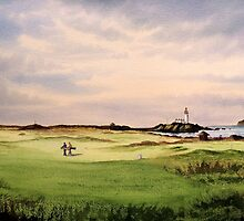 Turnberry Golf Course 12Th Tee by bill holkham