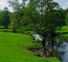 Riverside Meadows, Ashford-in-the-Water  Sticker