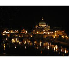 St Peter's Basillica Photographic Print