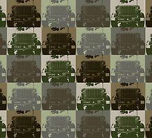 Jeep Camo by Kadwell