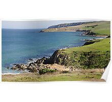 Sea Vista - Victor Harbour - South Australia Poster