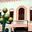 Art Deco, Napier, NZ by hans p olsen