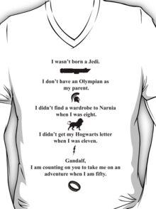 Geek Hopeful T-Shirt