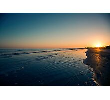 Kiawah Sunset Photographic Print