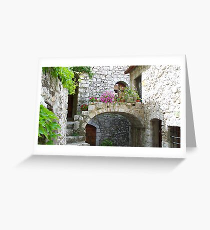 Lovely arch Greeting Card