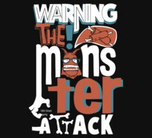 Monster Attack by viSion Design