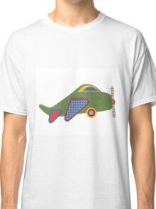 Kids Airplane Classic T-Shirt