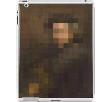 pixel rembrandt iPad Case/Skin